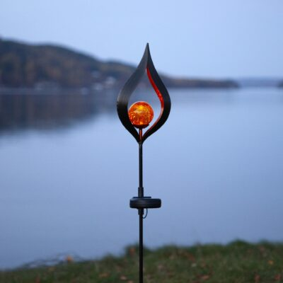 Sodo dekoracija su saulės baterija MELILLA SOLAR