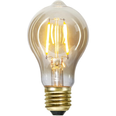 LED lemputė girliandai TA60 PLAIN AMBER, 0.75W / 2000K / E27