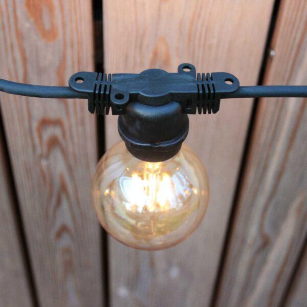 5m sujungiamas lempučių girliandos laidas EXTRA 70