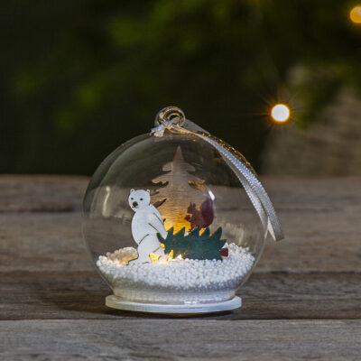 Kalėdinė dekoracija FOREST FRIENDS