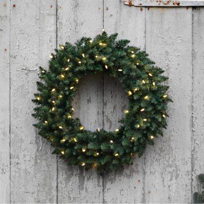 Kalėdinė lauko dekoracija CALGARY 70CM